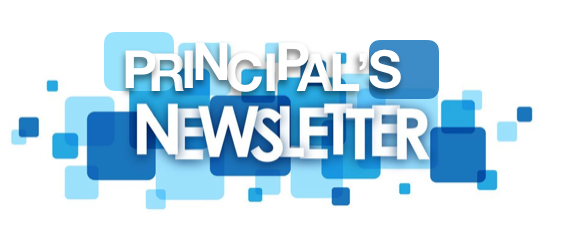 Graphic:  Principal's Newsletter