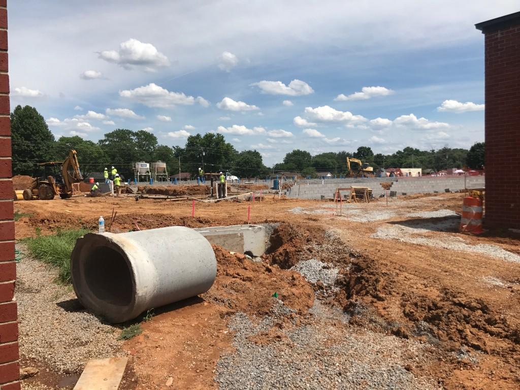 6/20/2017 Construction