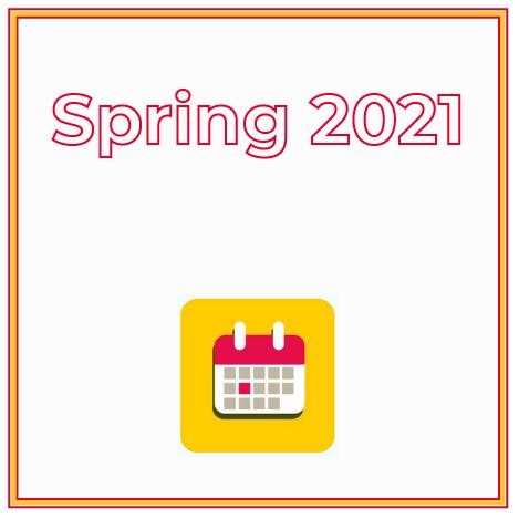 Spring Semester 2021
