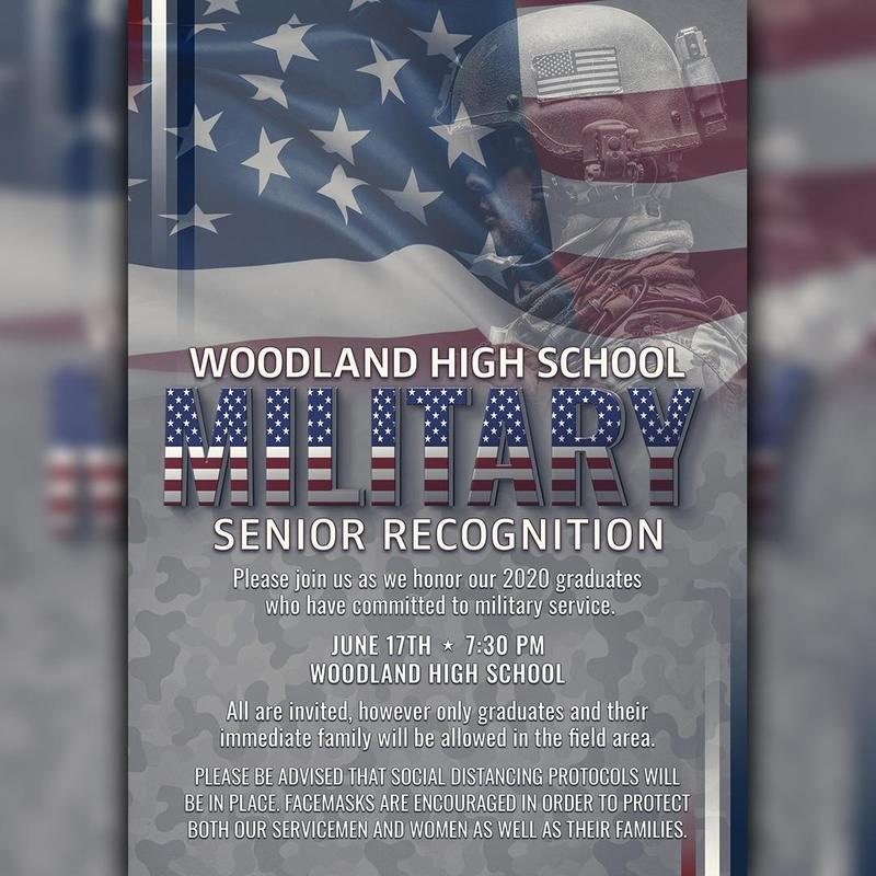 Military Service Recognition