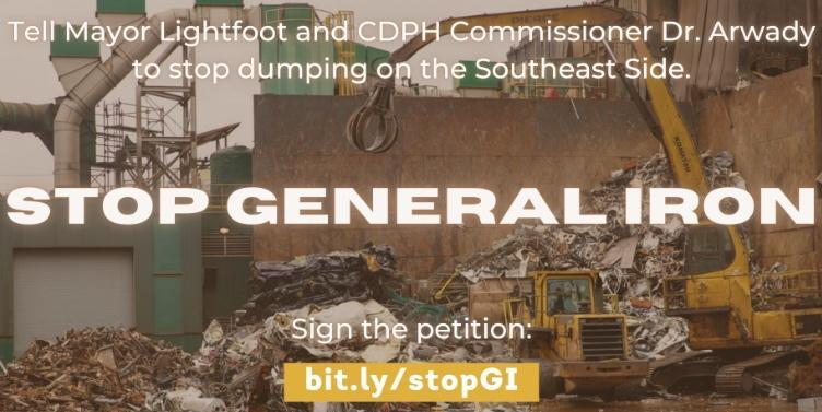 Taking a stand against HAZARDOUS POLLUTION in our city Featured Photo