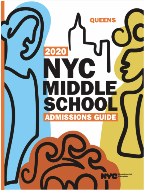 Middle School Application Guide