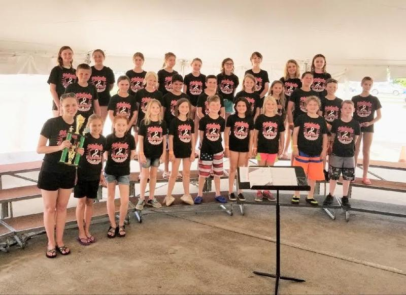 ARGYLE INTERMEDIATE CHOIR RECEIVED A SUPERIOR IN PERFORMANCE AT COMPETITION Thumbnail Image
