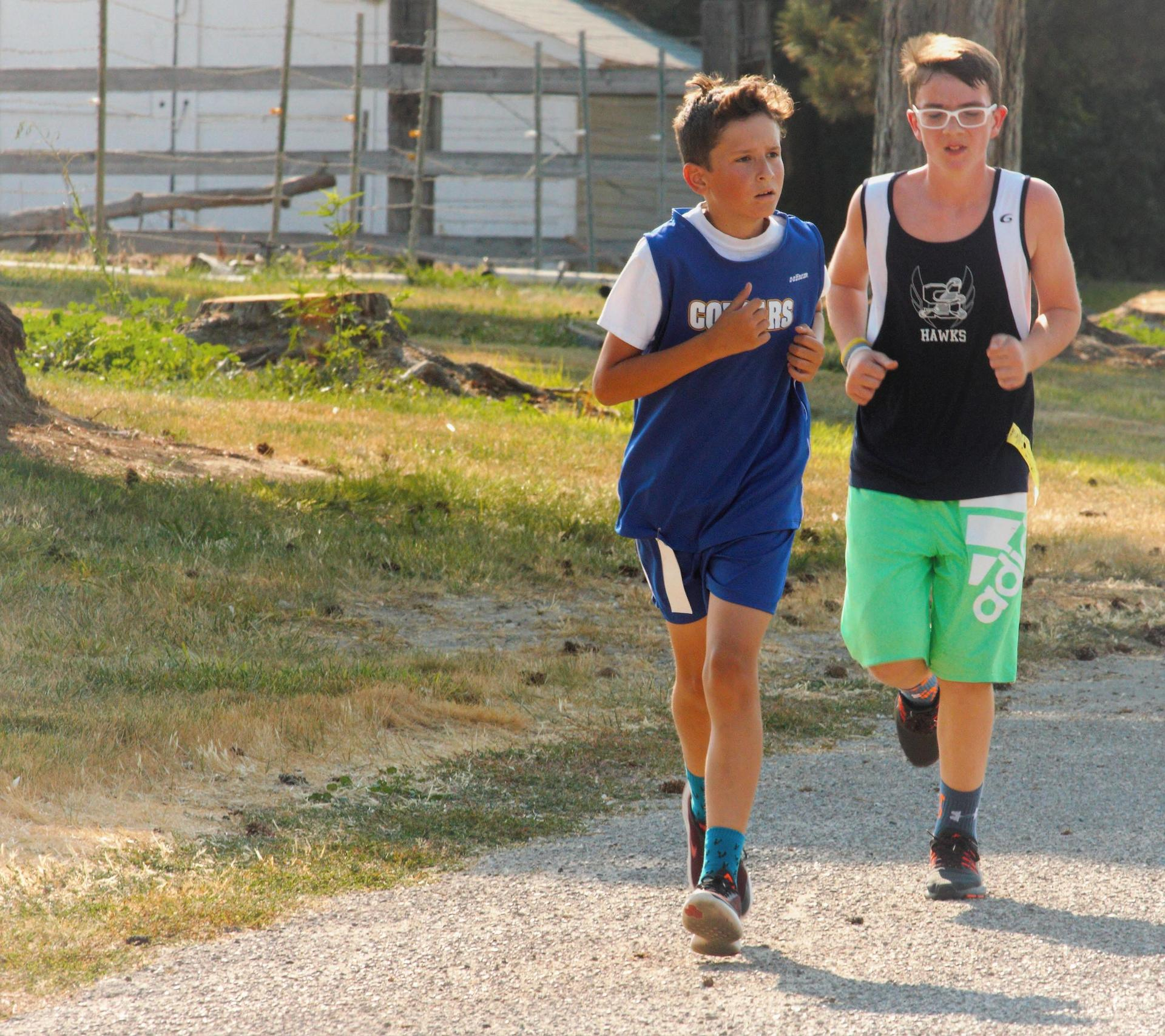 XC Runner Photo