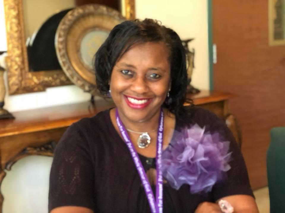 Ms. Kimbrough