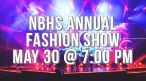 NBHS Fashion Show