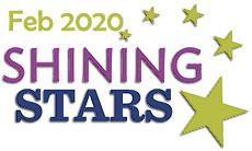 February 2020 Shining Star Winner