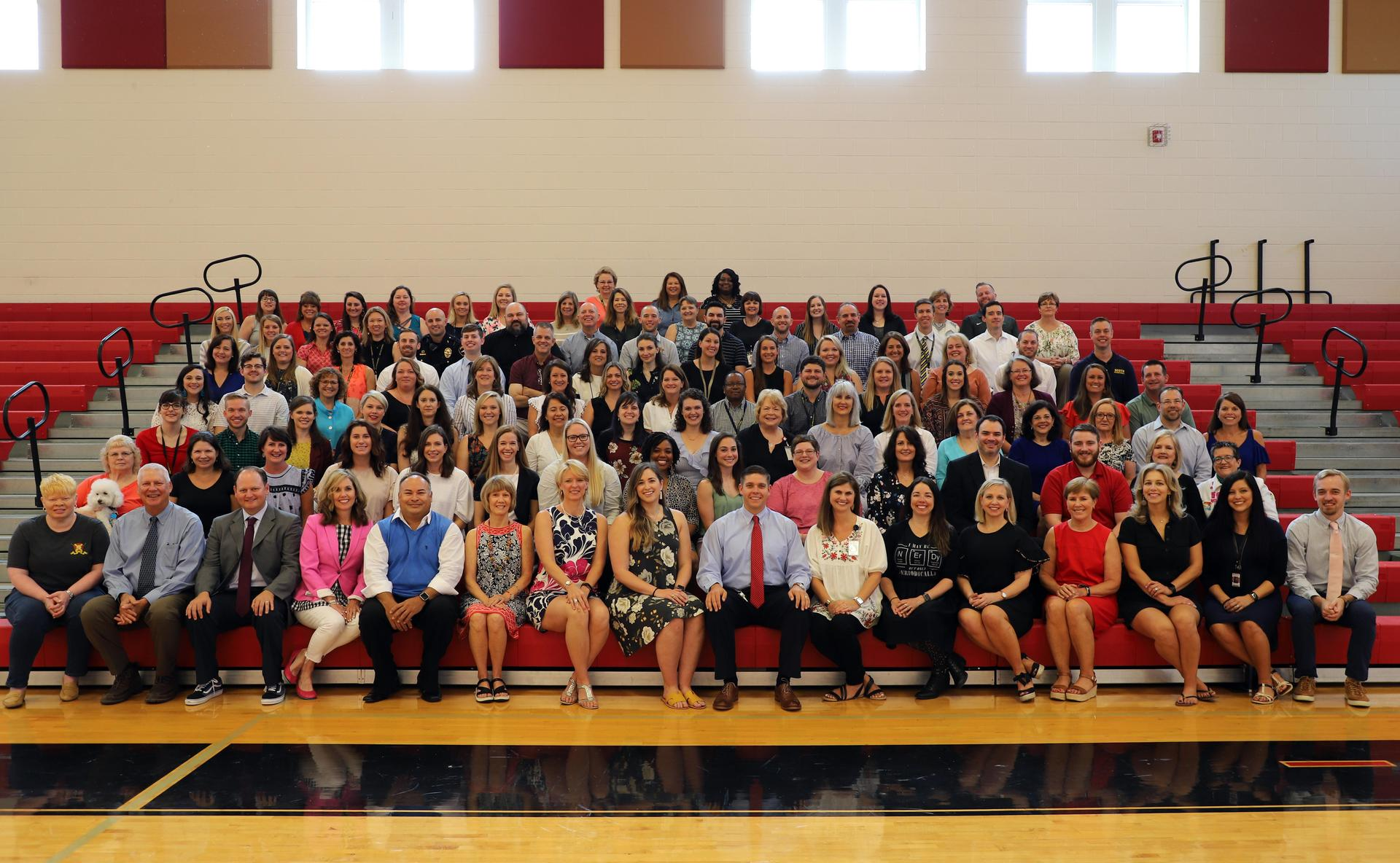 Picture of Highalnd Park Middle School Staff