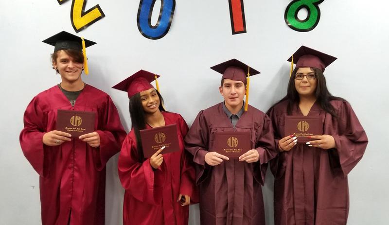 Photo: Mt. View High School Graduating Class Featured Photo