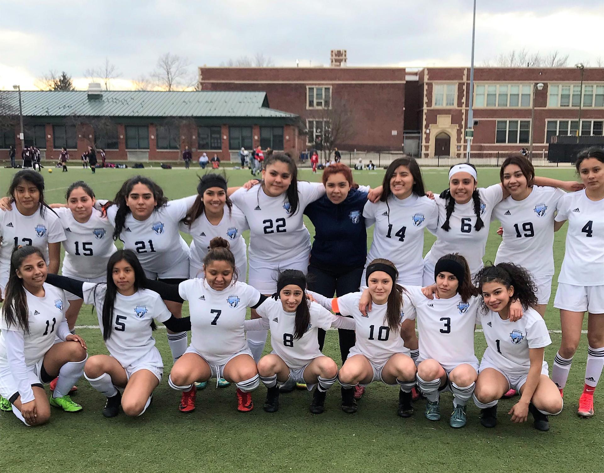 soto girls soccer