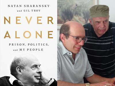 A Conversation with Natan Sharansky and Gil Troy ('74) Featured Photo