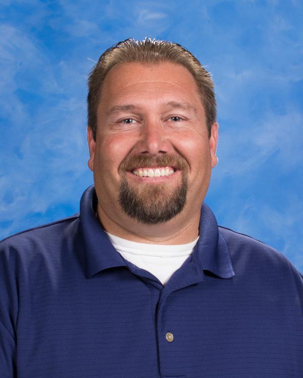 assistant principal joe patterson