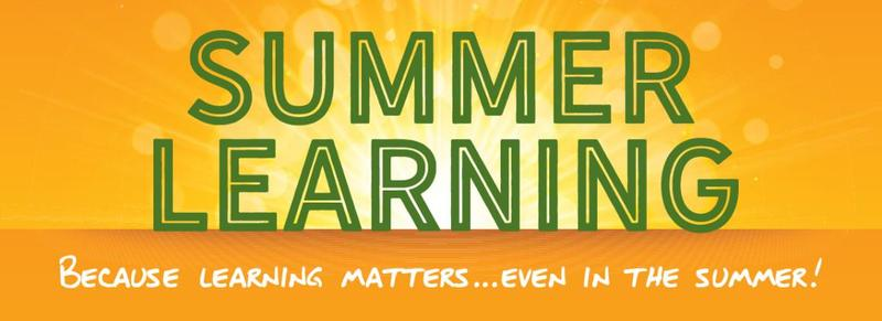 Summer Learning Thumbnail Image
