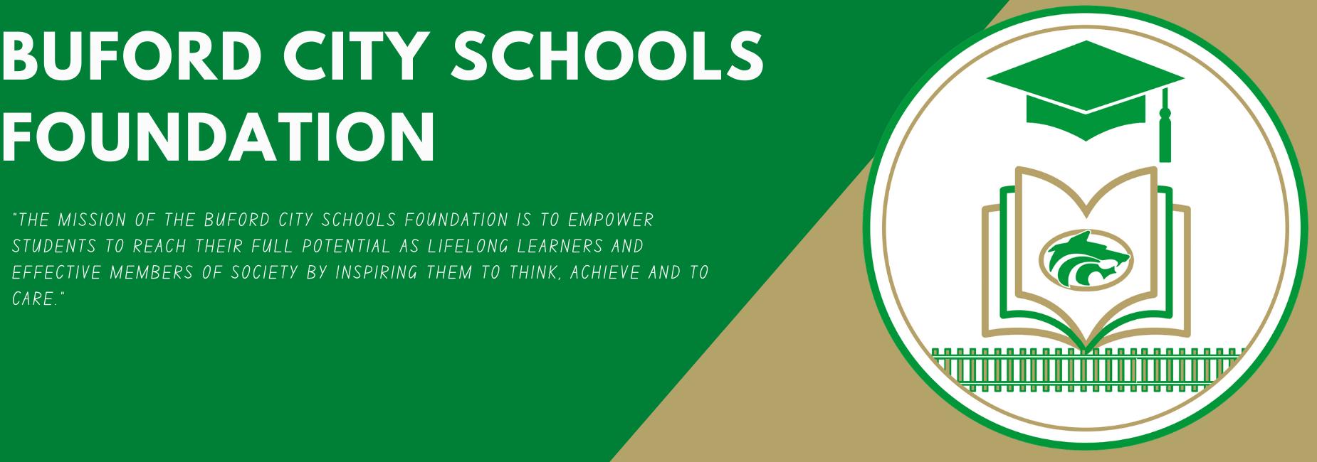 Buford City Schools Foundation Logo