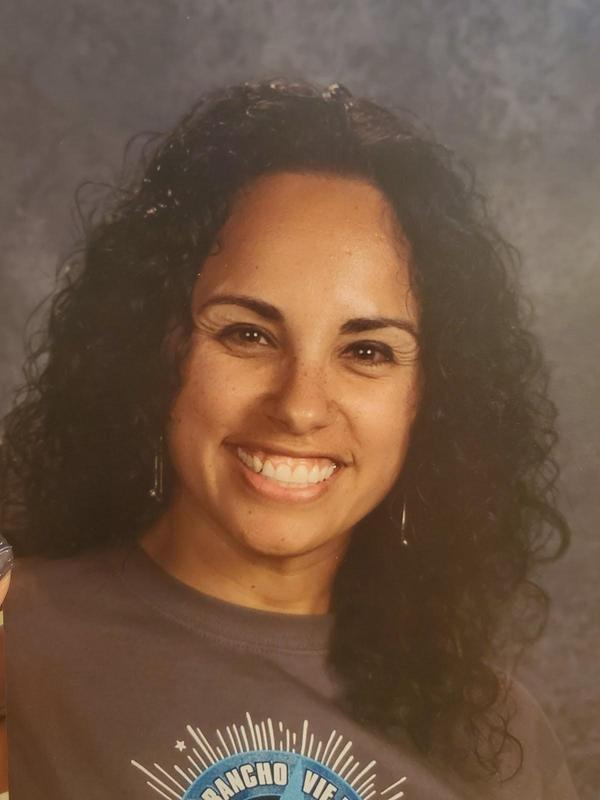 Diana Riopedre school staff photo