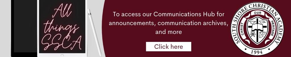 Communications Hub click here