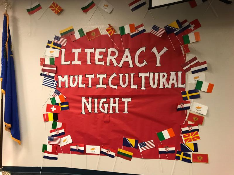 Multicultural Literacy Night: A Huge Success Featured Photo
