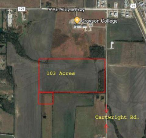 Van Alstyne ISD Purchases Land for Next High School Thumbnail Image