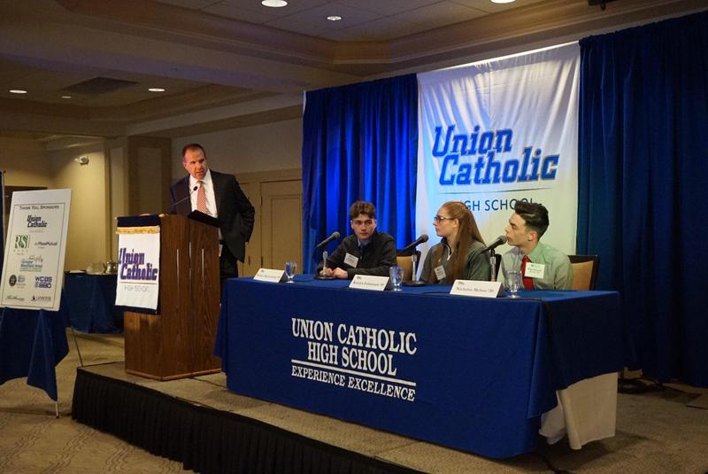 Union Catholic's 5th Annual Business Networking Luncheon was a huge success Thumbnail Image
