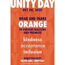 Unity Day 10/20/21