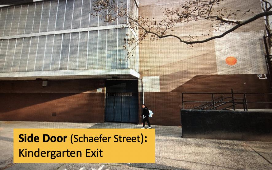 Side Door Exit