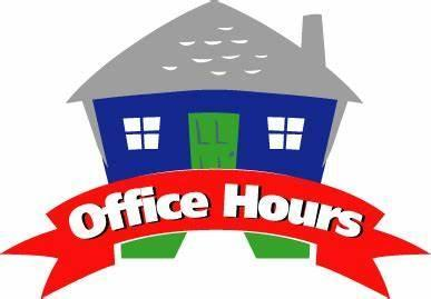 Main Office Hours Featured Photo