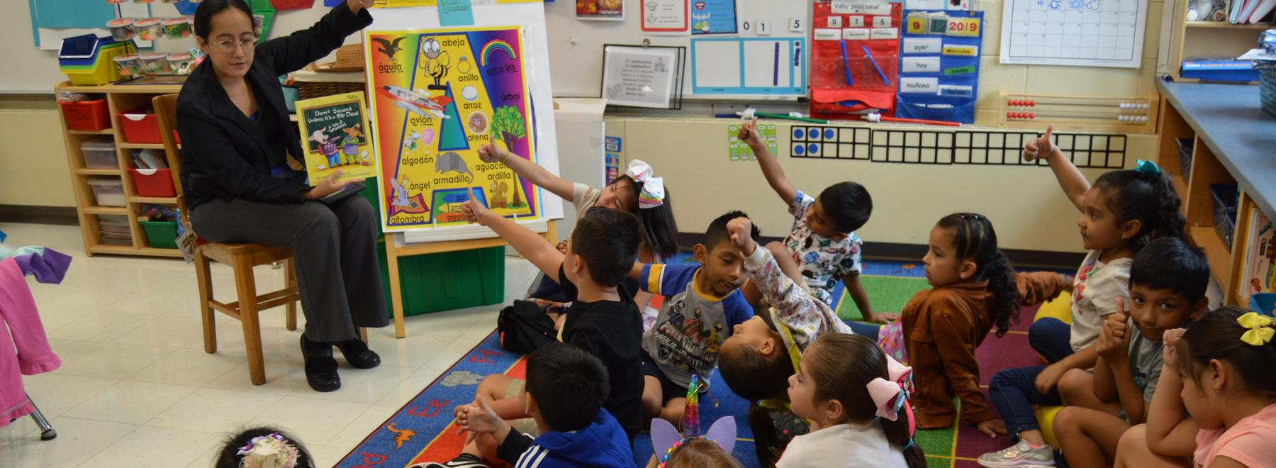Wesley kindergarten