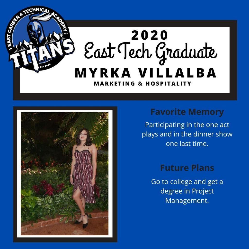 Spotlight Myrka Villalba