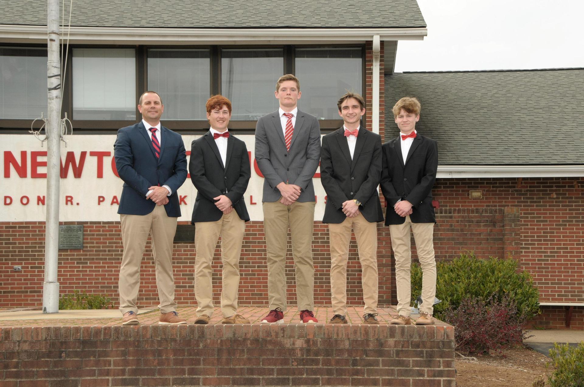 2020 Men's Golf