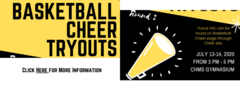 Basketball Cheer Info