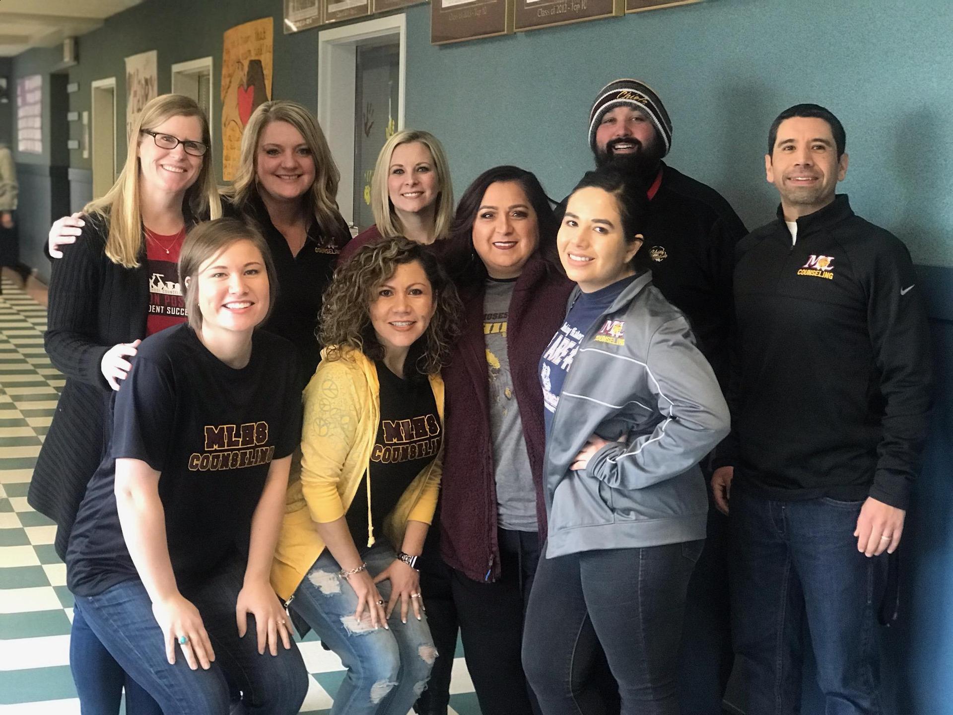 MLHS School Counselors