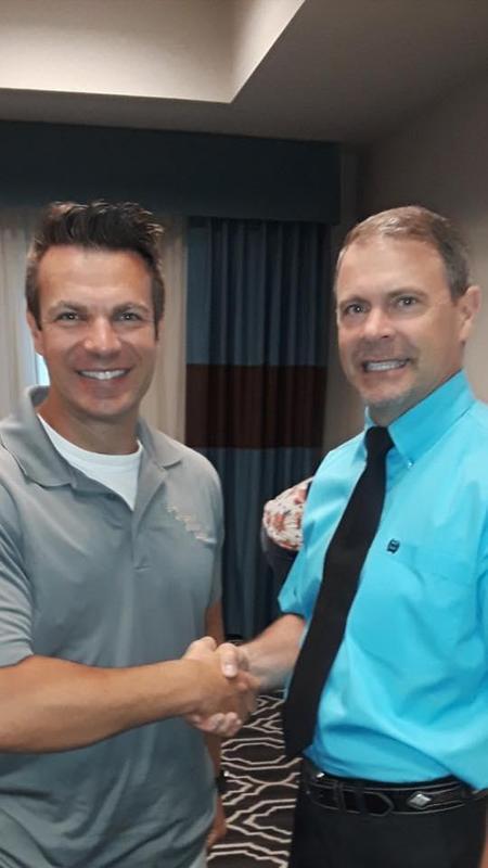 Mr. Keilholz recognized as Region IV Ideas Unlimited Award