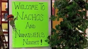 Nachos and Numbers Math Game Night April 4th at 5:30 in the cafeteria. Thumbnail Image