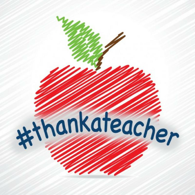 Teacher Appreciation Week May 6th - 10th