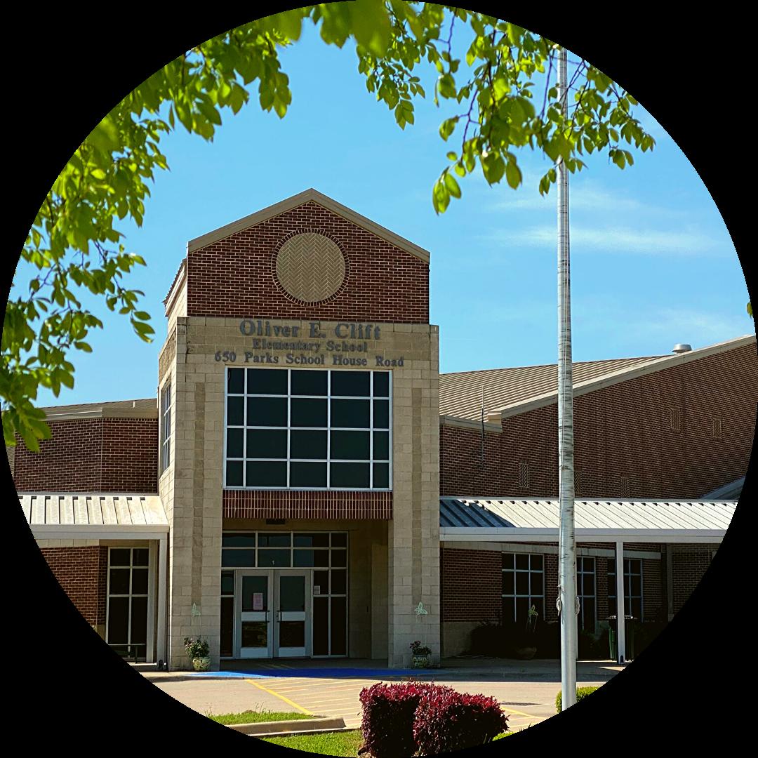 Clift Elementary entrance