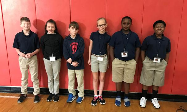 5th Grade Super Bears