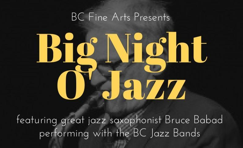 Big Night O' Jazz 2019 Featured Photo