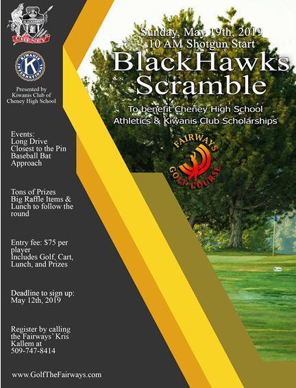 BLACKHAWK SCRAMBLE Thumbnail Image
