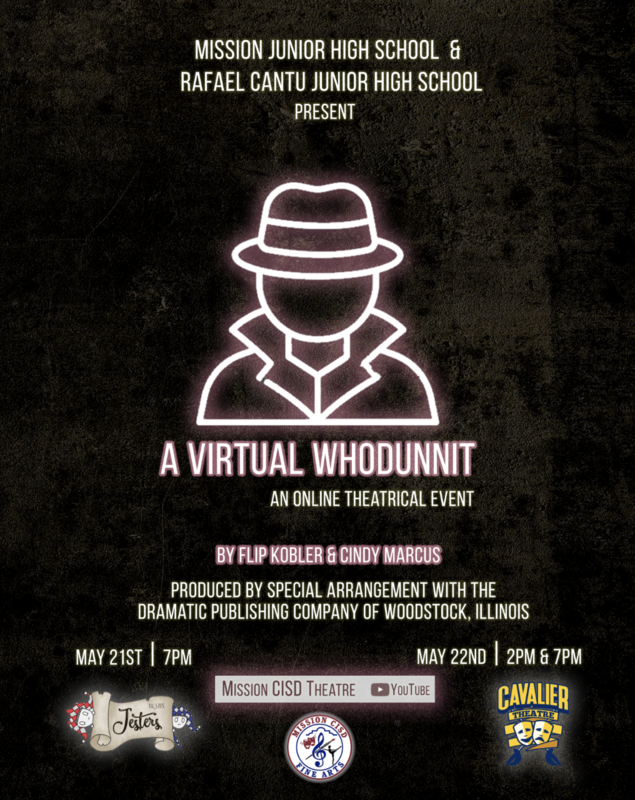 A Virtual Whodunnit! Featured Photo
