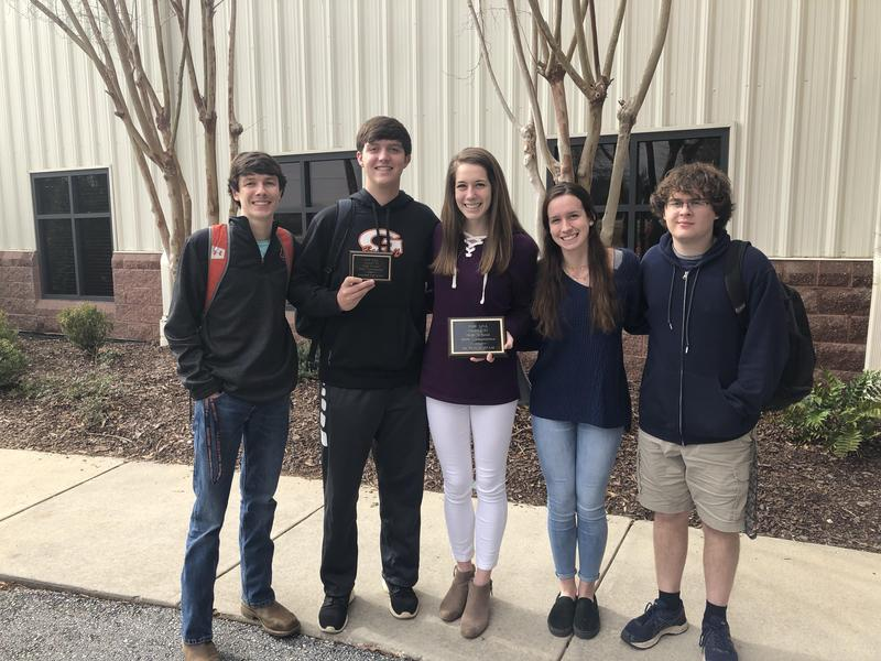 Glenwood Math Team Excels in AISA Competition Thumbnail Image
