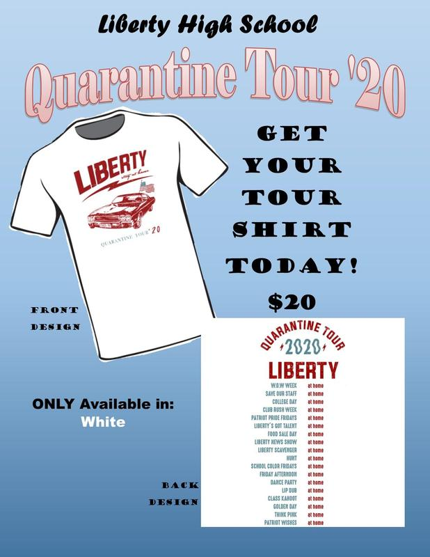 PRE-ORDER YOUR QUARANTINE TOUR '20 T-SHIRT Thumbnail Image