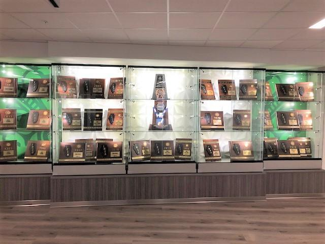 New Trophy Case Featured Photo