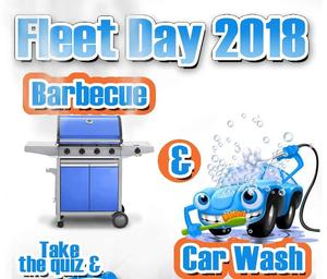 Fleet Day flyer