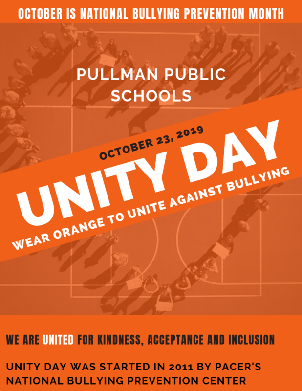 October 23 is Unity Day! Thumbnail Image