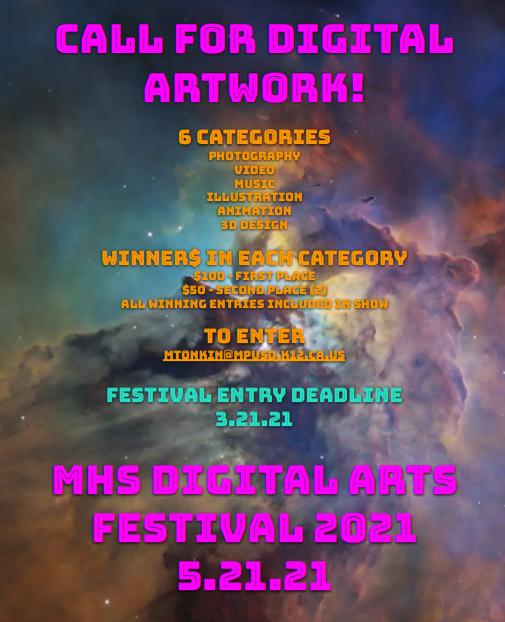 Digital Arts Contest