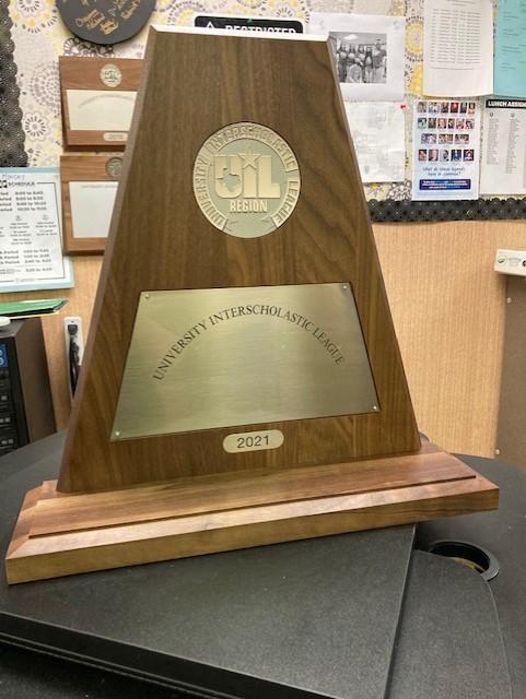Varsity Sweepstakes Trophy