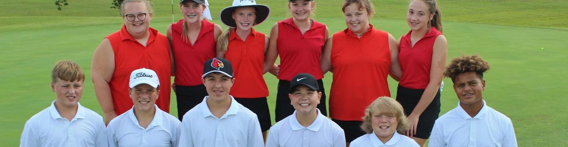 MHS Golf Team