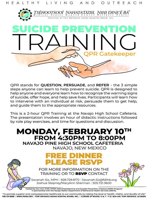 Feb. 10th QPR Training