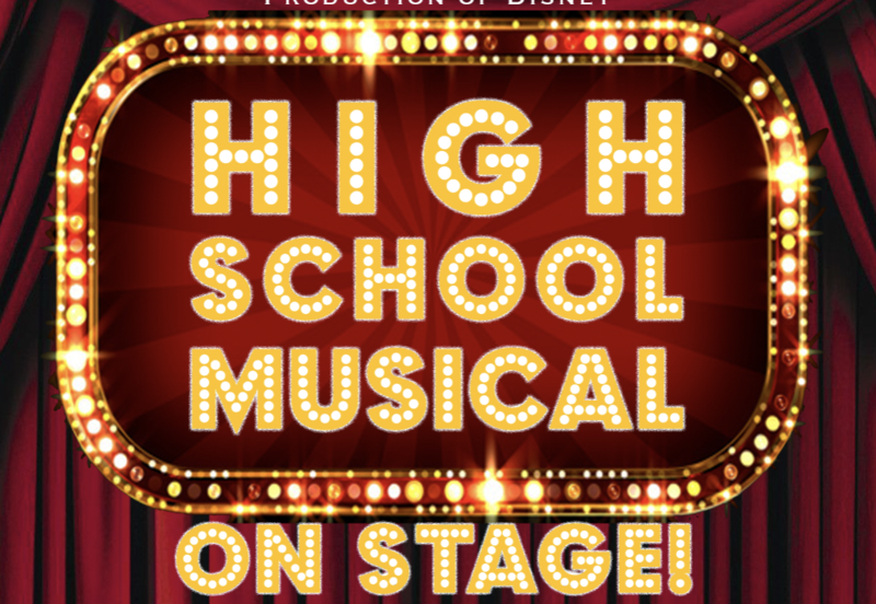 Rembrandt's  High School Musical on Stage! Featured Photo
