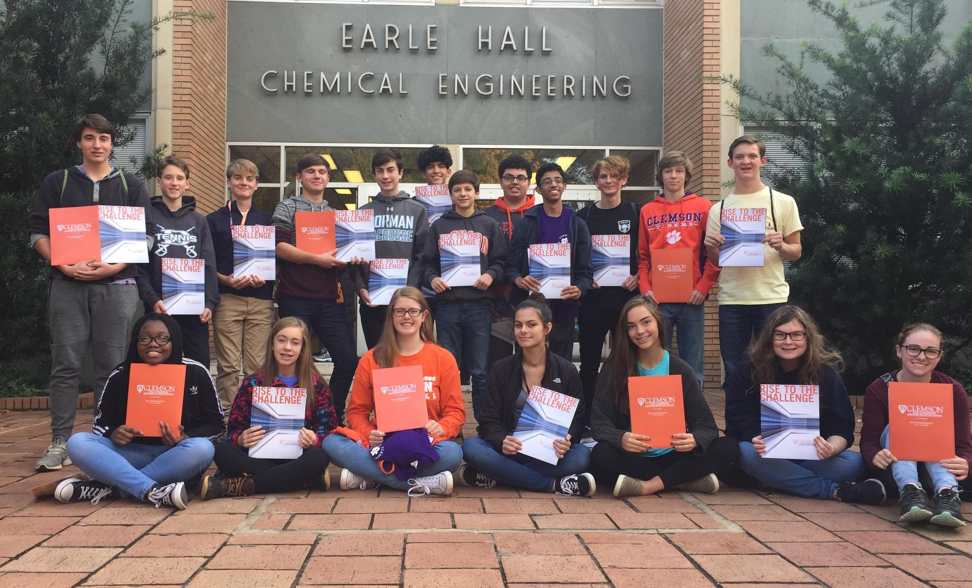 Clemson School of Engineering 2018